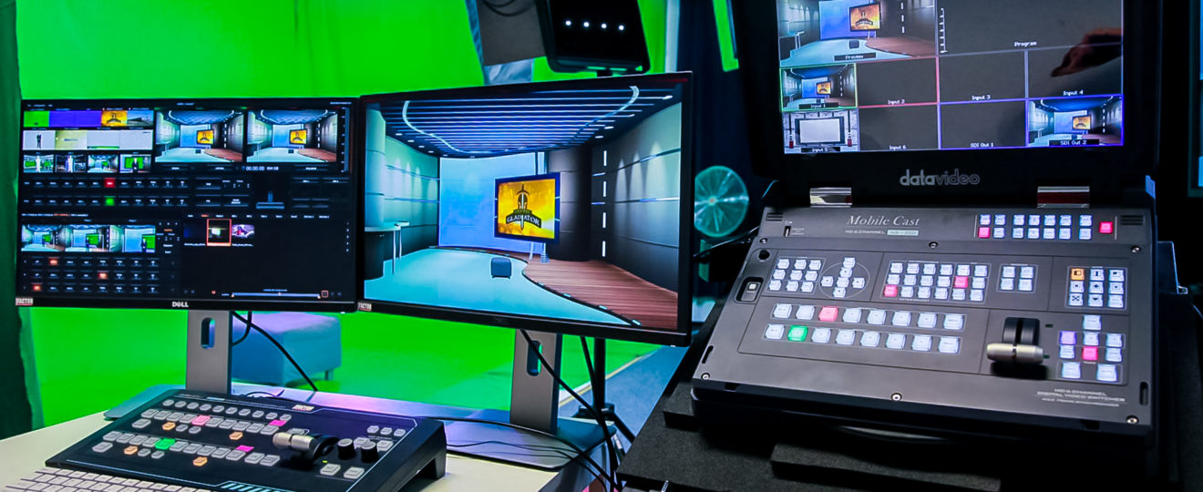 Live streaming in multicam a milano da VILTV con mixer video