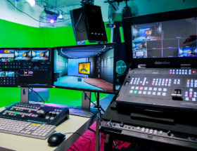 Live streaming in multicam a milano da VILTV con mixer video