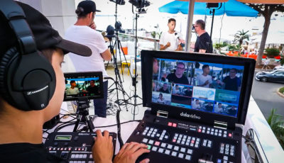 VILTV dirette streaming in multicam a milano